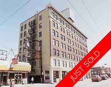 Mount Pleasant apartment unit for sale: LEE BUILDING 1 bedroom 540 sq.ft. (Listed 2016-08-10)