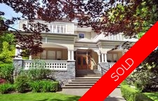 Shaughnessy House for sale:  6 bedroom 7,095 sq.ft. (Listed 2010-05-18)
