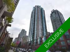 Yaletown Condo for sale: Pinnacle 2 bedroom 903 sq.ft. (Listed 2015-11-04)