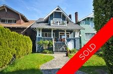 Kitsilano House for sale:  6 bedroom 2,994 sq.ft. (Listed 2013-05-14)